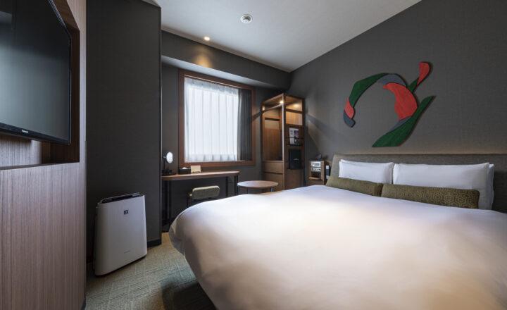 新版标准大床双人房