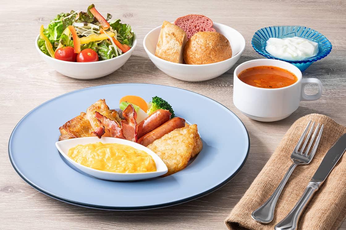 洋朝食セットメニュー
