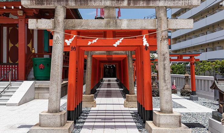 Anamori-inari Shrine